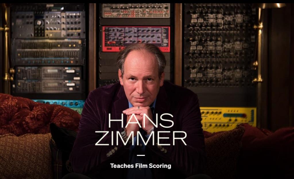 MasterClass Hans Zimmer