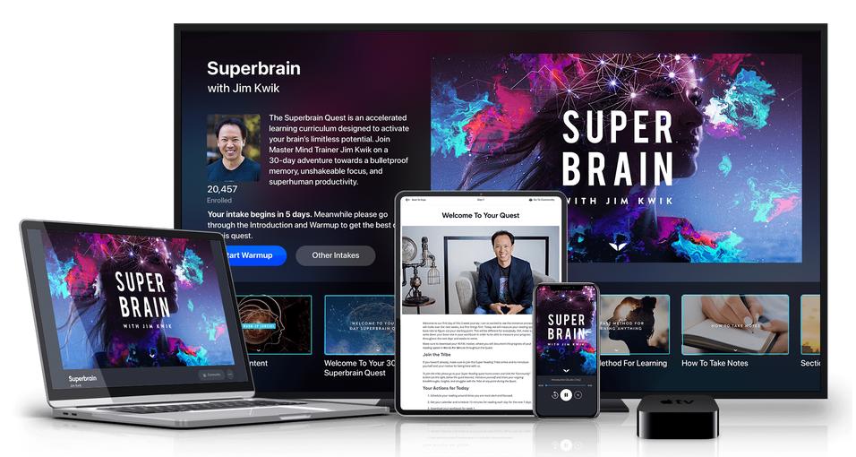 Mindvalley - Super Brain