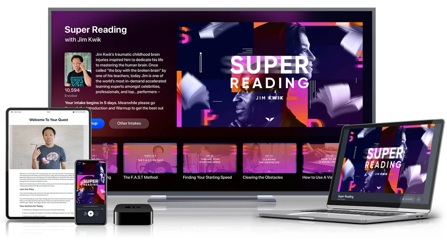 Mindvalley - Super Reading